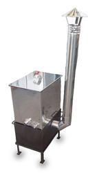 Печь для воскотопки паровой прямоугольной на 7 рамок.ПВПП-7.