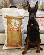 Ну,  очень превосходный корм для собак без крахмала и аллергенов